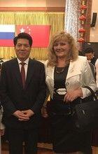 Прием у посла КНР, господина Ли Хуэй