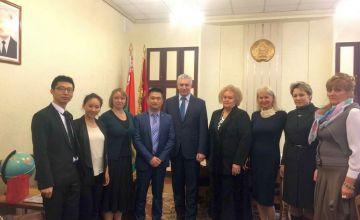 Договор о сотрудничестве НИИ Ян-Шэн Fohow и ВГМУ